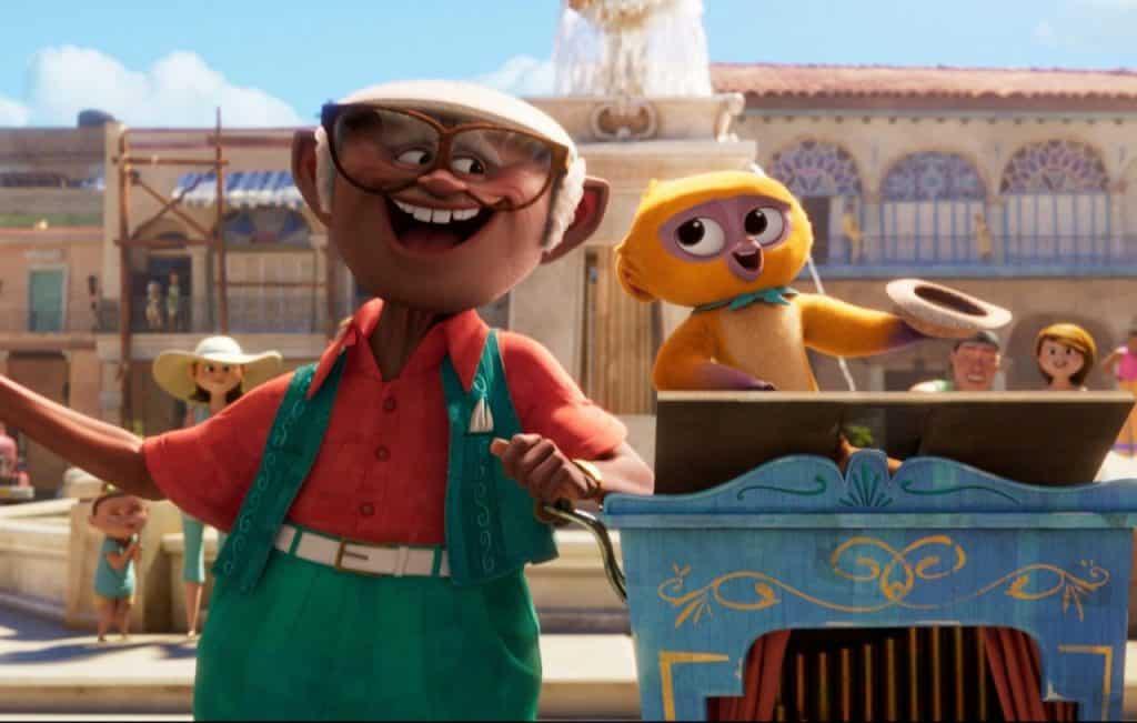 Vivo 2021 August Movie on Netflix
