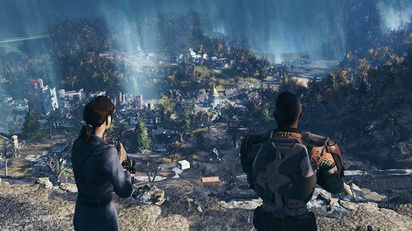 Fallout 76 Cross-Platform on PS4