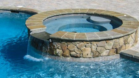Should I Build a Concrete Hot Tub to Compliment My New Pool